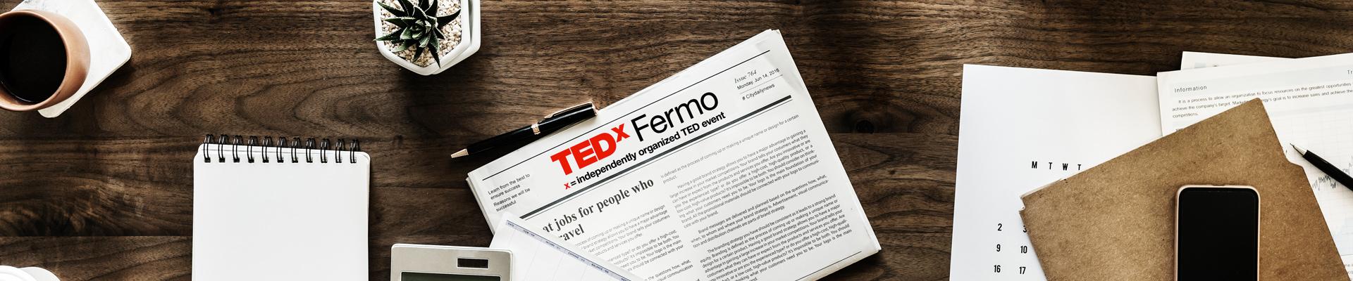 Press Area TEDx Fermo